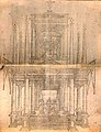 Funeral Monument to Charles V in Mexico City 1560.jpg
