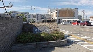 Fusō, Aichi Town in Japan