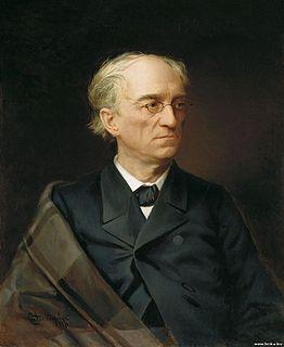 Fyodor Tyutchev Russian poet
