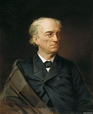 Fyodor Tyutchev - Tyutchev as painted by Stepan Alexandrovsky