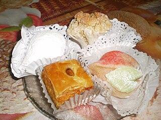 Filegâteaux Traditionnels Algériensjpg Wikimedia Commons
