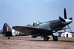G-ALGT Supermarine Spitfire XIV Coventry 15-08-76 (36653152951).jpg