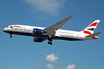 G-ZBJA Boeing 787 British Airways (14622832088).jpg
