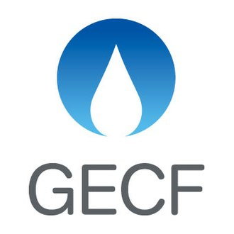Gas Exporting Countries Forum - Image: GECF Logo