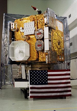 GOES 10 - GOES-K before launch