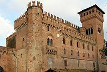 Castello di gabiano wikipedia for Noto architetto torinese