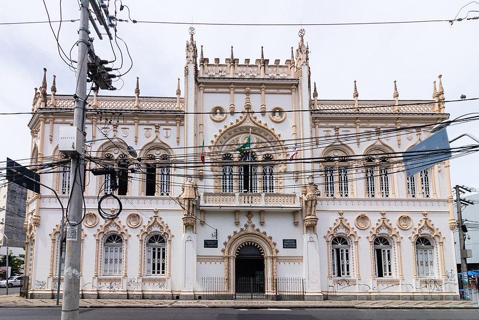 Gabinete Português de Leitura de Salvador 2017-2680