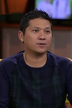 Gading Marten on Ini Talkshow Netmediatama.jpg