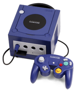 Image illustrative de l'article GameCube