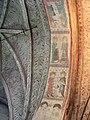 Gamla Uppsala kyrka-Ceiling paintings.jpg