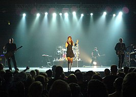 Garbage in 2005.
