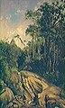 Garcia y Vásquez (1884), Paisagem com Cascata (Teresópolis RJ).jpg