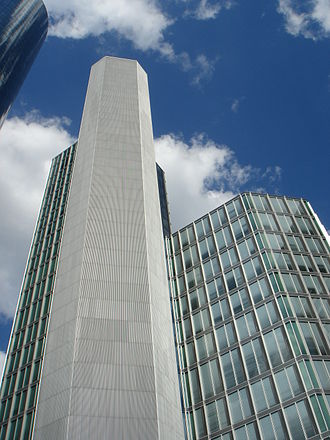 Garden Tower - Image: Garden Towers Frankfurt