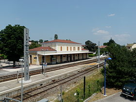 Gare de saint marcellin is re wikip dia for St marcellin isere