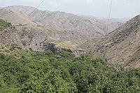 Гарни (ущелье) — Википедия