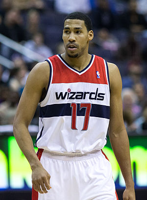 Garrett Temple - Temple with the Washington Wizards in March 2013