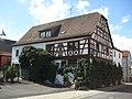 """Gasthaus """"Grüner Baum"""" (Kist), bezeichnet 1706.jpg"""