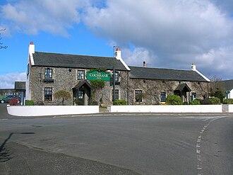 Gatehead, East Ayrshire - The Cochrane Inn.