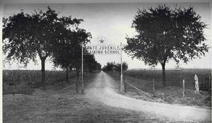 Gatesville State School - Gatesville State School (1921)