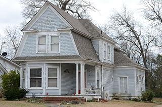 Gatewood House (Malvern, Arkansas)