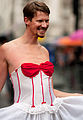 Gay pride - Parade leader (14533552144).jpg