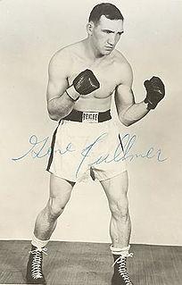Gene Fullmer American boxer