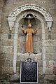 General Trias Church Saint Francis of Assisi Statue.JPG