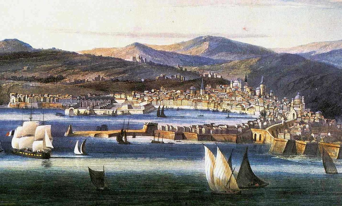 Genova Ostroma 1800 Wikipedia