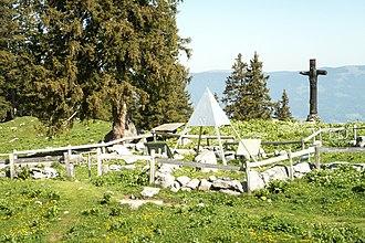 Sachseln - Geographic center of Switzerland
