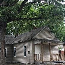 Shotgun house - Wikipedia