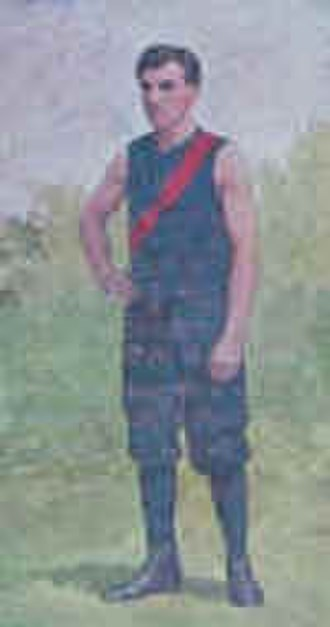 George Martin (footballer, born 1875) - Image: George Martin 1908