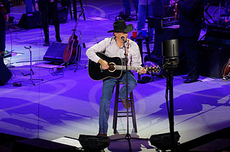 The Cowboy Rides Away Tour - Image: George Strait 2013 3