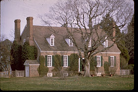 Image illustrative de l'article George Washington Birthplace National Monument