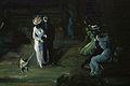George Wesley Bellows - Summer Night, Riverside Drive (1909) detail 02.jpg