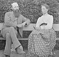 George and Mary de Salis 1893.jpg