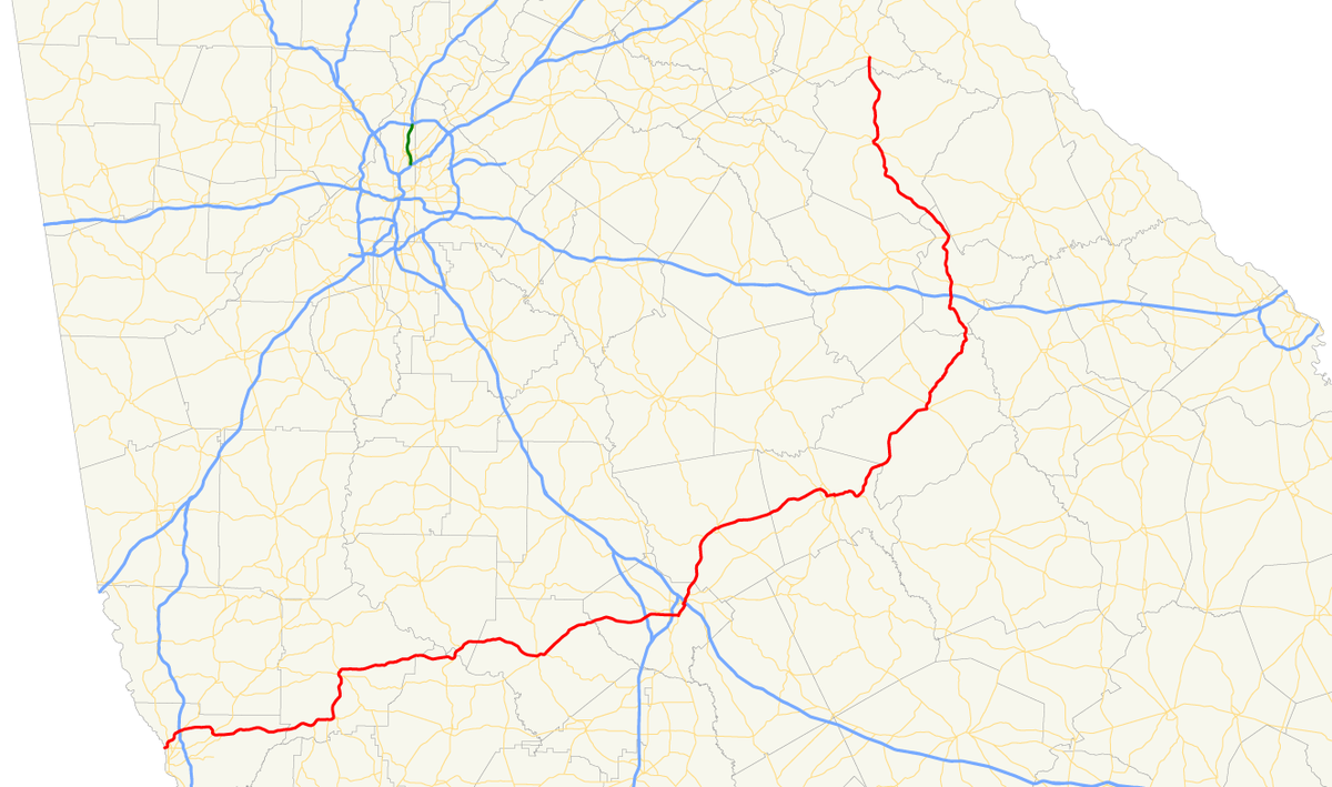 Georgia State Route 22 - Wikipedia
