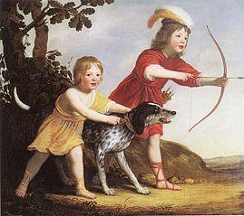 Hieronymus and Frederik Adolf van Tuyll van Serooskerken - 1641