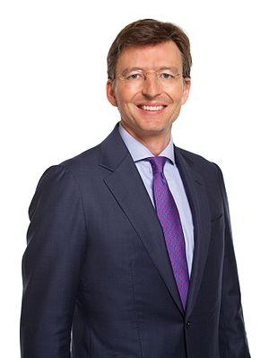 Gerben-Jan Gerbrandy - Image: Gerben Jan Gerbrandy Candidate for the European Parliament for D66