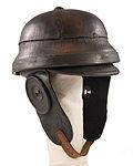 German WW1 Pilots Helmet 3.jpg
