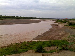 Ghaggar-Hakra River Intermittent river in India and Pakistan