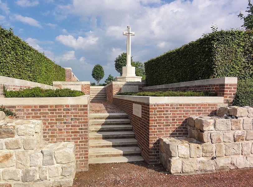 Ghissignies British Cemetery