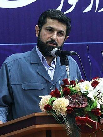 Gholamreza Shariati - Gholamreza Shariati
