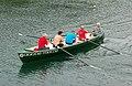 Gig (longboat) racing at Solva (6) - geograph.org.uk - 1531219.jpg