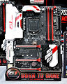 Gigabyte - GA-B150M-D3H – CeBIT 2016 01.jpg
