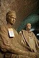 Gipsmodelle Wiener Historismus Hofburg-Keller 2012 37 Franz Joseph I, Stephan Schwartz, Kaiserin Elisabeth.jpg