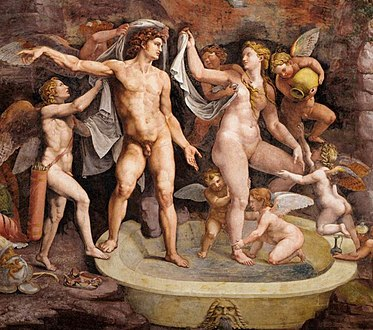 Giulio Romano - Venus and Mars Bathing - WGA09568 (cropped).jpg