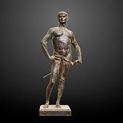 Gladiateur au glaive