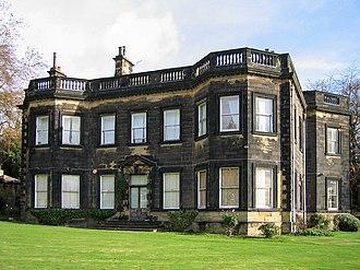 Albert Kitson, 2nd Baron Airedale - Gledhow Hall