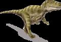 Gorgosaurus BW transparent.png
