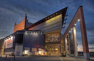 Gothenburg opera house - Image: Goteborgs Operan